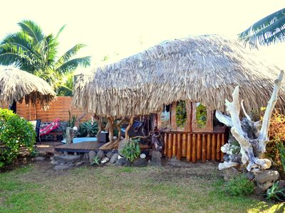 an amazing crazy Hut only for a couple but so funny