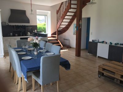 Photo for 5BR House Vacation Rental in Combrit, Bretagne