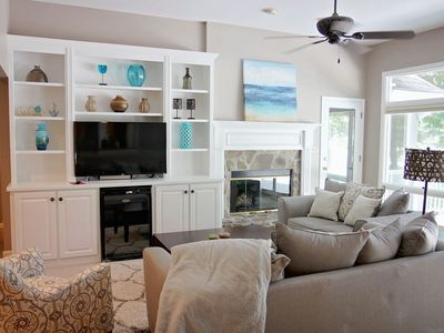 Photo for Lakefront and golfers paradise awaits at our newly renovated home