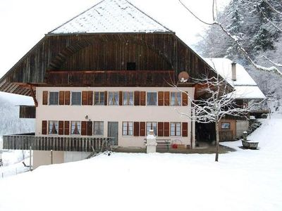Photo for Holiday apartment Oberfrittenbach for 5 - 6 persons with 2 bedrooms - Holiday apartment