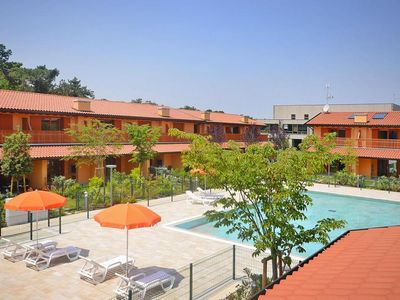 Photo for Holiday resort Villaggio Tamerici, Lignano Sabbiadoro  in Venetische Adria - 6 persons, 2 bedrooms
