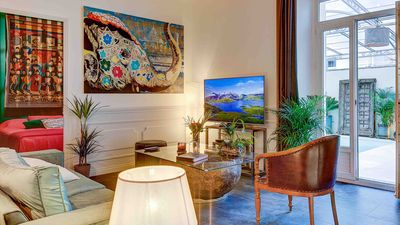 Photo for Luxury 5 bedroom apartment, swimming pool, terrace, Cannes center!