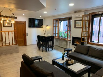 """Photo for Cloister """"Las Francesas"""" Luxury Apartment in the Heart of Valladolid"""