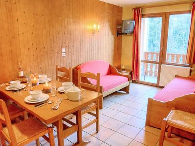 Photo for Residence Les Balcons de Val Cenis Le Haut *** - 3 rooms 4/6 people access for disabled