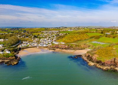 Dunmore East, County Waterford, Ireland