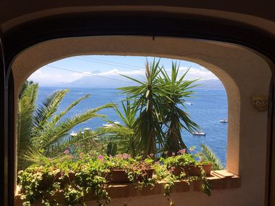 Photo for A window on the Mediterranean