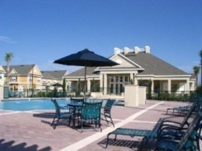 Photo for 4 Bedrooms Townhouse at Villas at Seven Dwarfs only 4 miles from Disney! - JF