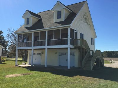 """Photo for Enjoy Our """"Porch on the Pungo"""" And Experience Riverfront Living At Its Best"""