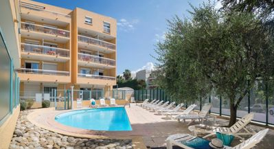Photo for 1 bedroom accommodation in Juan les Pins
