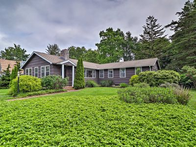 Photo for NEW! Saybrook Manor House, Walk to Cove Beach!
