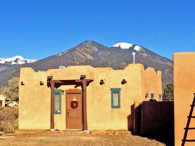 Photo for Cantina Casita - Panoramic Mountain Views - Air Conditioned