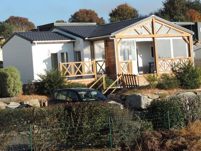 Photo for Rental Chalet Les Marines d'Arzal