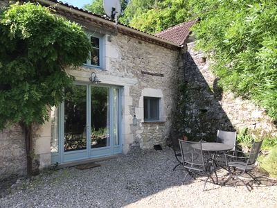 Photo for 3BR Barn Vacation Rental in Albas, Occitanie