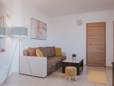 Photo for Superior One-bedroom Apartment with Patio and Pool