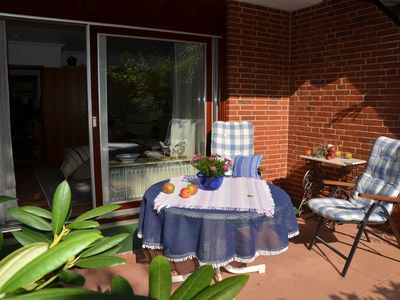 Photo for 1BR Apartment Vacation Rental in St. Peter-Ording - OT Dorf