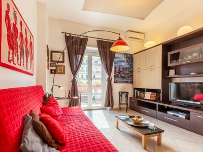 Photo for Orient Express Apartment Next to Stazione Trastevere