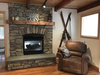 Spacious and Picturesque Cabin with All the Comforts of HOME and much MORE!