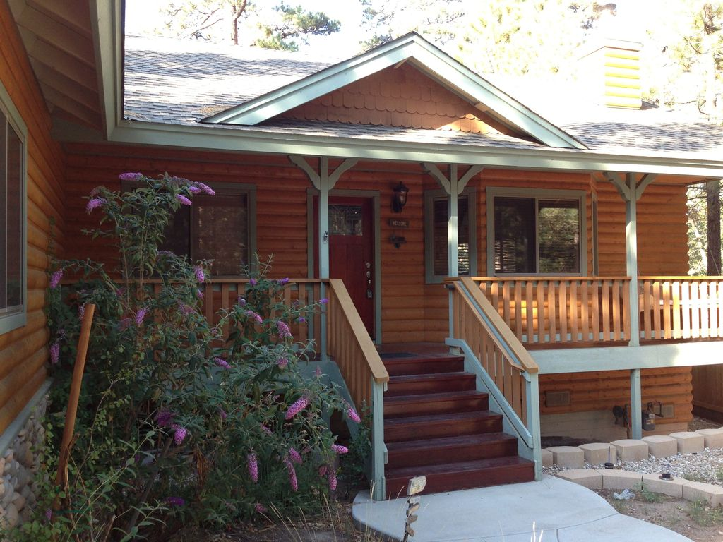 Quiet Residential Big Bear Cabin 3br Sle Vrbo
