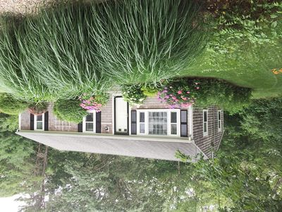 Enjoy lush lawn and gardens! - 37 Jacqueline Circle West Yarmouth Cape Cod New England Vacation Rentals