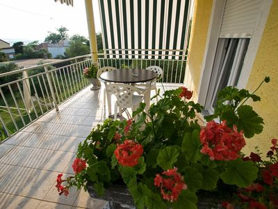 Photo for Holiday apartment with air conditioning and internet in the center