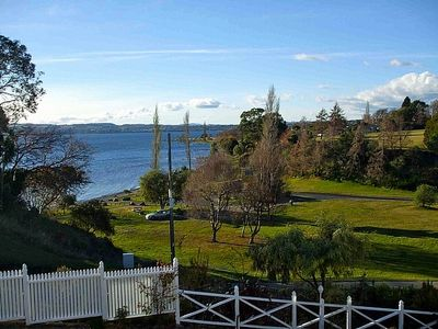 Photo for Manaaki at the Bay - Four Mile Bay Holiday Home