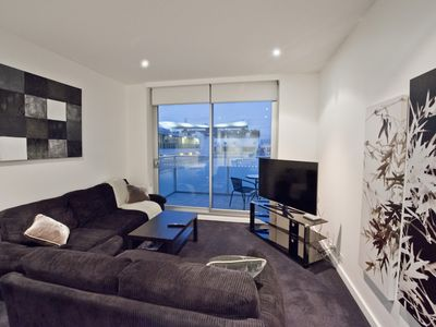 Photo for Luxury Apartment w/ Pool, Gym and Spa