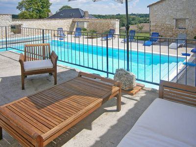 Photo for Vacation home Les Mauriats  in Lalandusse, Périgord - 10 persons, 5 bedrooms