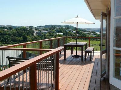 Photo for Kent Holiday House - Stunning water views over Raglan Harbour, close to town