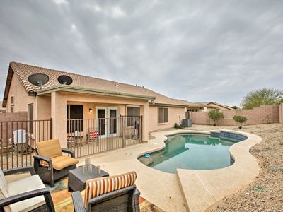 Photo for NEW! Goodyear Home w/Pool-Walk to Spring Training