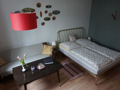 Photo for Quiet apartment with roof terrace in Gostenhof. Only 15 minutes to the fair.