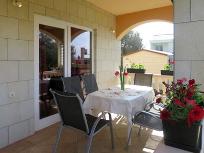 Photo for Vacation home Danijel (ZAD570) in Zadar - 6 persons, 2 bedrooms
