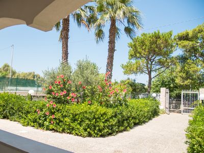 Photo for Wonderful villa just 100 meters from the sea