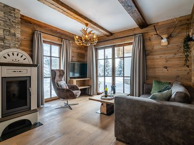 Photo for Secluded Chalet in Salzburg with Sauna