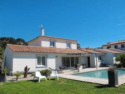 Photo for Vacation home Ferienhaus mit Pool (CAQ135) in Carqueiranne - 6 persons, 3 bedrooms