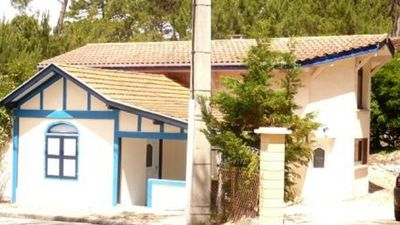 Photo for Nice detached house type 4 located 500 m from the city center