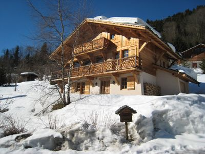Photo for Chalet Saint Nicolas of Veroce / Saint Gervais