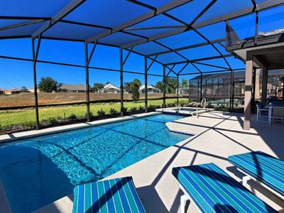 Photo for #342 Stunning New Solterra 5 Bed Villa With Sunny Deck And Conservation View