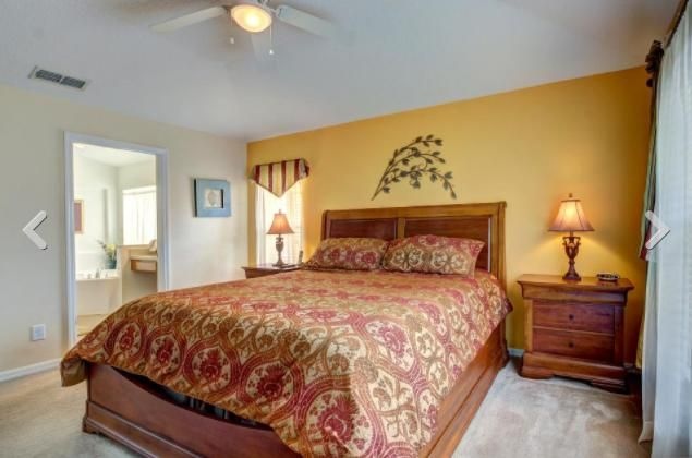 5 Bed Disney Hideout in Solana, Minutes to Disney World, private pool, games room and more!