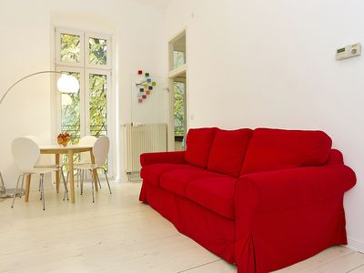 Photo for Charlottenburger apartment in Charlottenburg with WiFi.