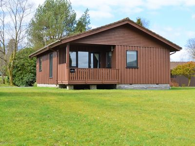 Photo for Comfortable lodge, excellant location close to resort facilities, sleeps 6, pet friendly
