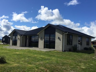Photo for Stunning new Bach in Te Anau