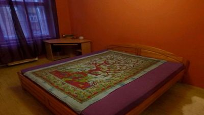 Photo for Room in Prague 3 with king size bed