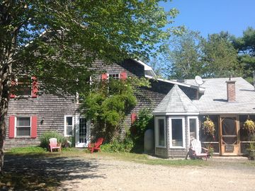 Connect With Nature At Spindle Inn located 25 km from yarmouth, Nova Scotia