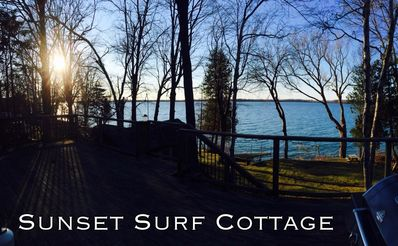 Outstanding Sunset Surf Cottage Picton Ontario Canada Download Free Architecture Designs Viewormadebymaigaardcom