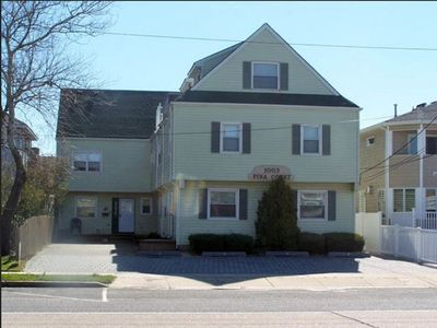 Photo for Lavallette, Beach Block, Center of town, 4BR, sleeps 10