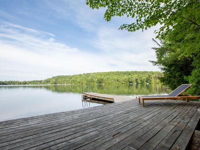 Photo for Woodlands A Fabulous Muskoka gem with incredible lake views!