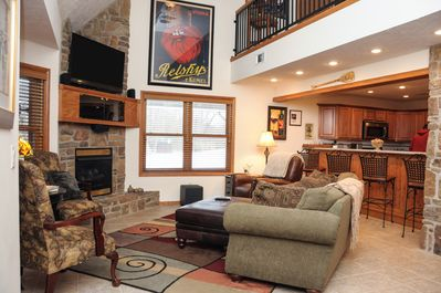 Endless Norfork adventures await at this property!