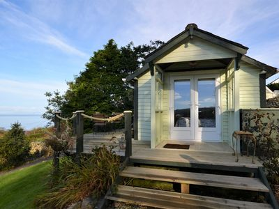 Photo for 1 bedroom Log Cabin in Aberdovey - 49461