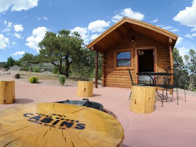 Photo for Pine Creek Cabin | Royal Gorge Cabins