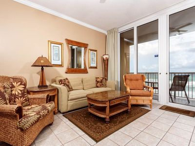 Photo for SEAS THE DAY in this BEAUTIFUL GULF Front One bedroom/two bathroom Getaway!!